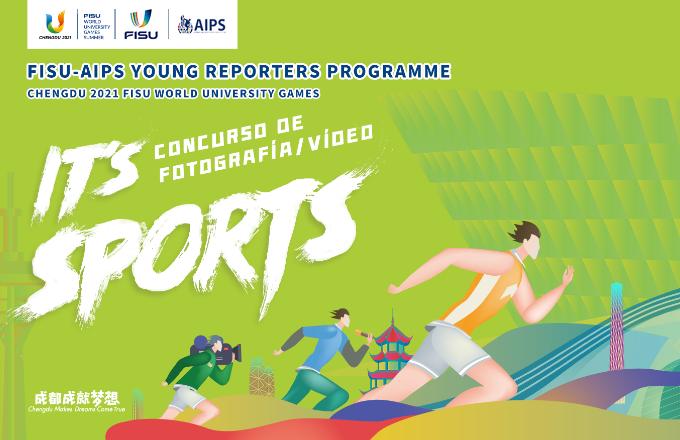 Programa para jóvenes reporteros de FISU-AIPS:
