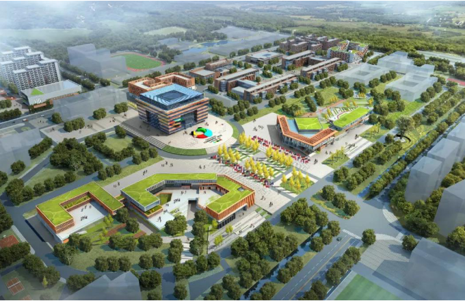 Latest News about the Construction of the World University Games Village