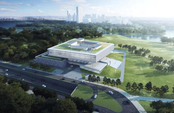 ¡Doce días antes de lo previsto! Se ha terminado la construcción de la estructura principal del Centro de Medios de los 31º Juegos Mundiales Universitarios de Verano de la FISU, Chengdu 2021