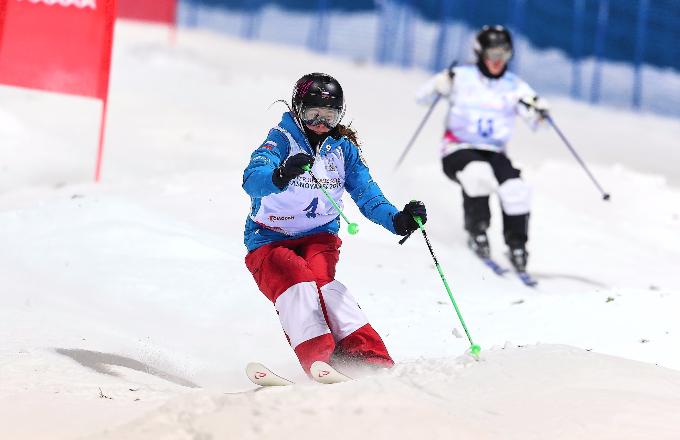 En el primer aniversario de la Universiada de Invierno 2019, el país anfitrión acoge la Copa Mundial de Esquí de Estilo Libre