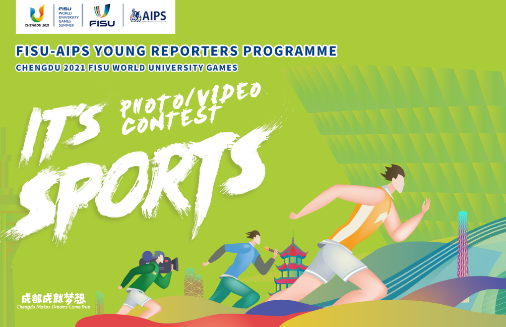 FISU-AIPS Young Reporters Programme: