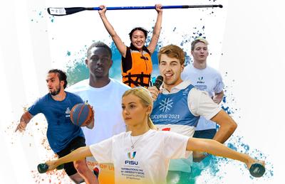 International Day of University Sport 2021 Colourfully Celebrated